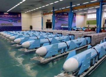 Cruises Missile Mass Production