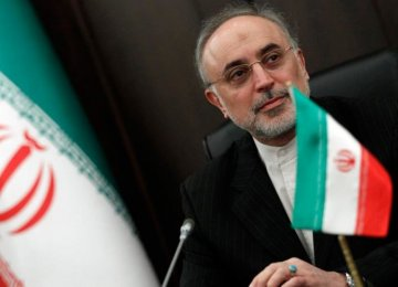 Salehi: Russia Ready for Increased Nuclear Coop.