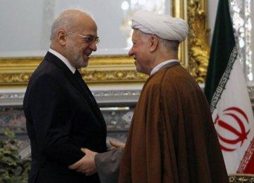 Iraq's Regional Role Underlined