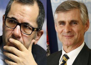 Deputy FM Meets  Austrian Counterpart