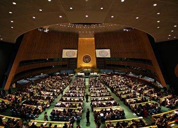 UN Adopts Iran's Nuclear Disarmament Proposal