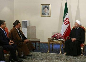 Afghan Unity Will Foster Prosperity, Defeat Terror