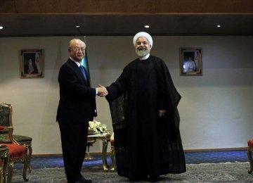 Settling IAEA Questions Demands Mutual Resolve