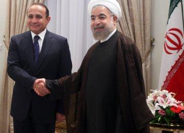 Call for Enhanced Trade With Armenia