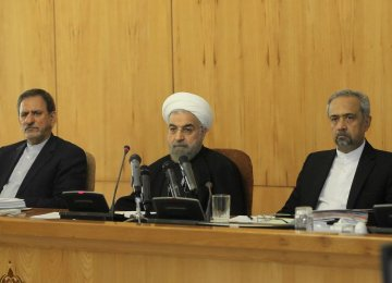 P5+1 Domestic Challenges Not Tehran's Concern
