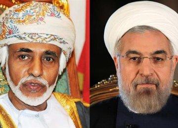 Oman's Constructive Role