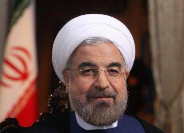 Rouhani to Attend SCO, BRICS Summits