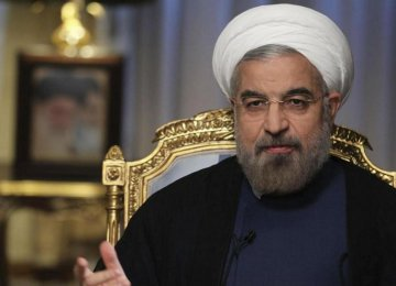 Rouhani: US Should Apologize