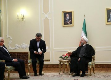 Improved Economic Ties Could Boost JCPOA