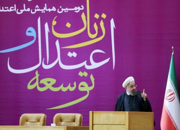 Rouhani Tells People: Show Prudence by Voting