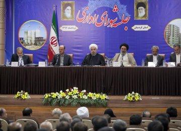 Iranians Want  Moderation, Peace