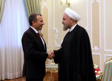 Tehran Set to Help Promote Regional Stability