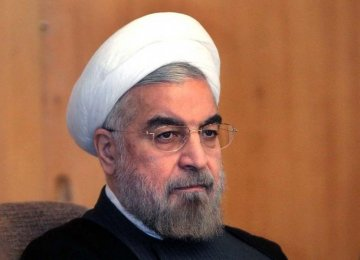"Rouhani Cancels Europe Trip Over ""Inhuman"" Paris Attacks"