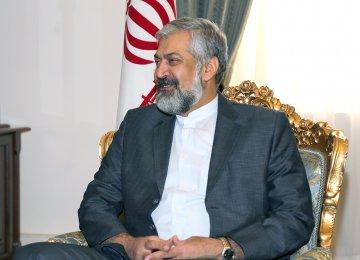 Deputy FM Meets Top Omani Diplomat