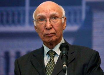 Pakistan Supports Tehran's Regional Role