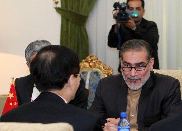 Talks Futile Without Lifting Sanctions