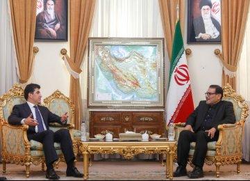 Tehran Feels Committed to Backing Iraqi Kurds