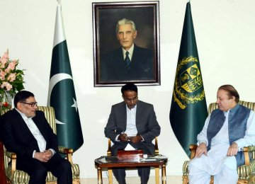 Iran, Pakistan to Mobilize  Political, Economic Capacities