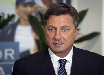 Slovenia President  to Visit