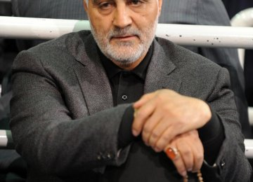 Soleimani in Quest of Martyrdom
