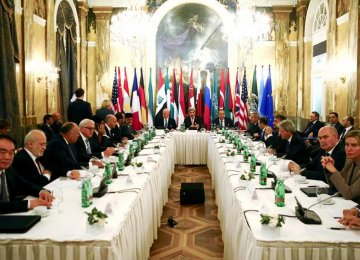 Ceasefire Crucial  for Syria Peace Process