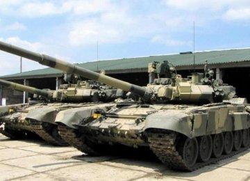 Russian T-90 Tank Deal Off