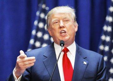Trump Would Renegotiate Accord