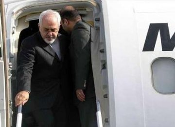 Zarif Visiting North Africa