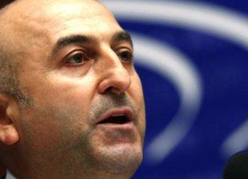Turkey FM, Zarif Confer