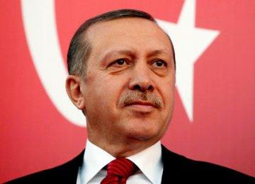 Erdogan's  Visit Delayed