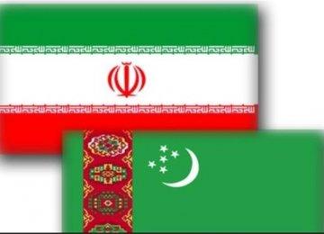 Tehran, Ashgabat Seek Broader Ties