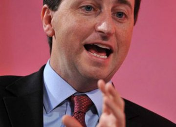 UK MP Admits Past Mistakes