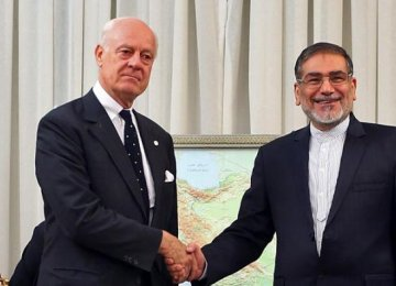 Tehran Offers UN Help  in Anti-Terror Fight