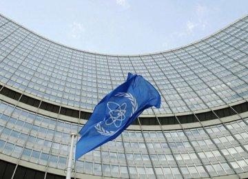 UN Watchdog Due in Tehran