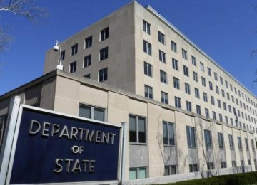 US Reminds Gov'ts Iran Sanctions Still in Place