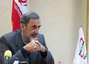 Velayati Meets UN Iraq Envoy