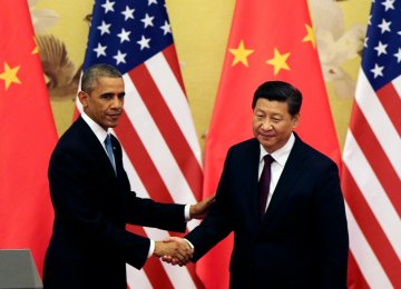 Xi, Obama Discuss Iran