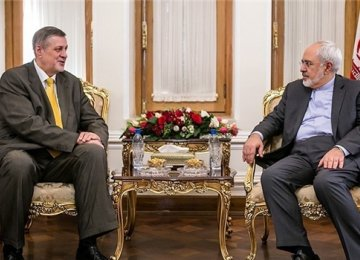 National Consensus Will Help End Iraq Crisis