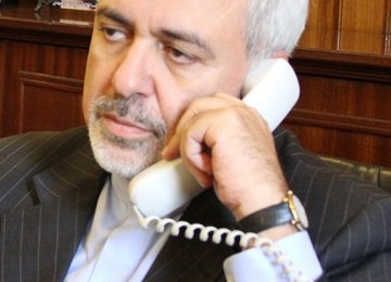FM, UN Chief Discuss Int'l Issues