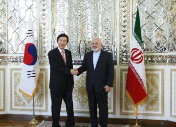 S. Korea Explores Enhancement of Ties