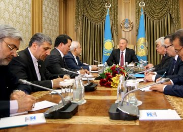 Kazakhstan Attaches Importance to Cordial Ties