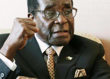 Mugabe Seeking Closer Ties