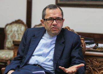 Takht-Ravanchi: JCPOA Doesn't Need Majlis OK