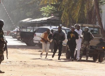 18 Non-Residents Among Victims of Mali Hotel
