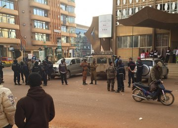 Al-Qaeda Claims Kidnapping in Burkina Faso