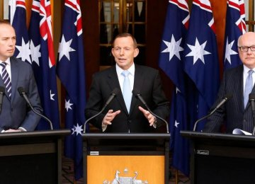 Australian Law to Strip Terrorists of Citizenship