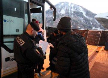 Austria Dodges Asylum Claims by Dumping Migrant Fingerprints