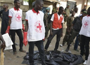 Boko Haram Kills 80 in Nigeria