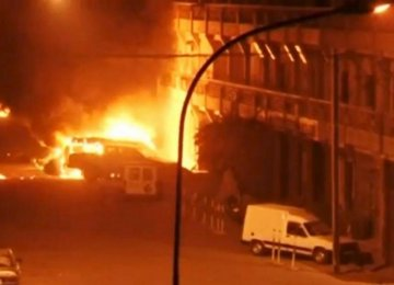 Hostages Freed in  Burkina Faso Hotel Siege
