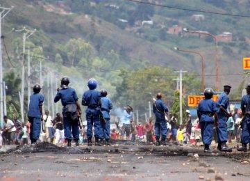 Burundi Grenade Attack Kills 3